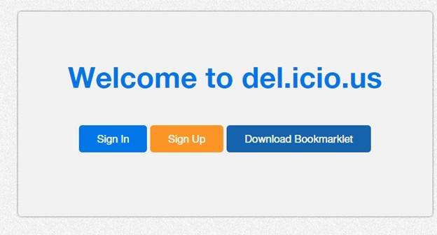delicious registration