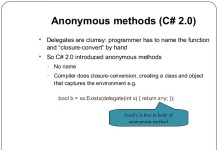 anonymous methods in c# example